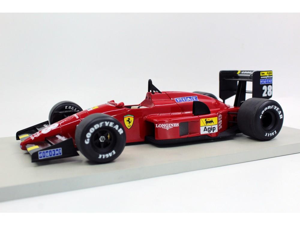 F1 87/88C Monaco GP 1987 Berger (Pre-order)