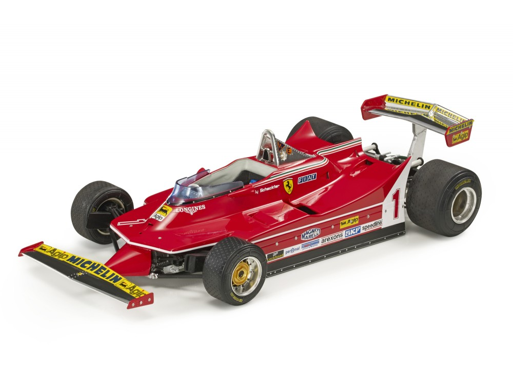 Ferrari 312 T5 1980 Scheckter