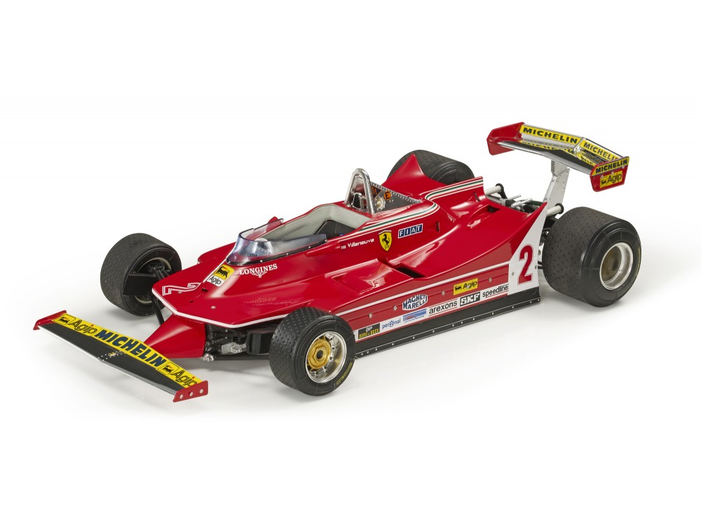 Ferrari 312 T5 1980 Villeneuve