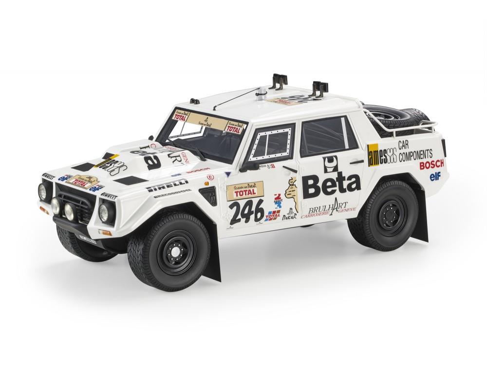 Lamborghini LM002 Paris Dakar 1988