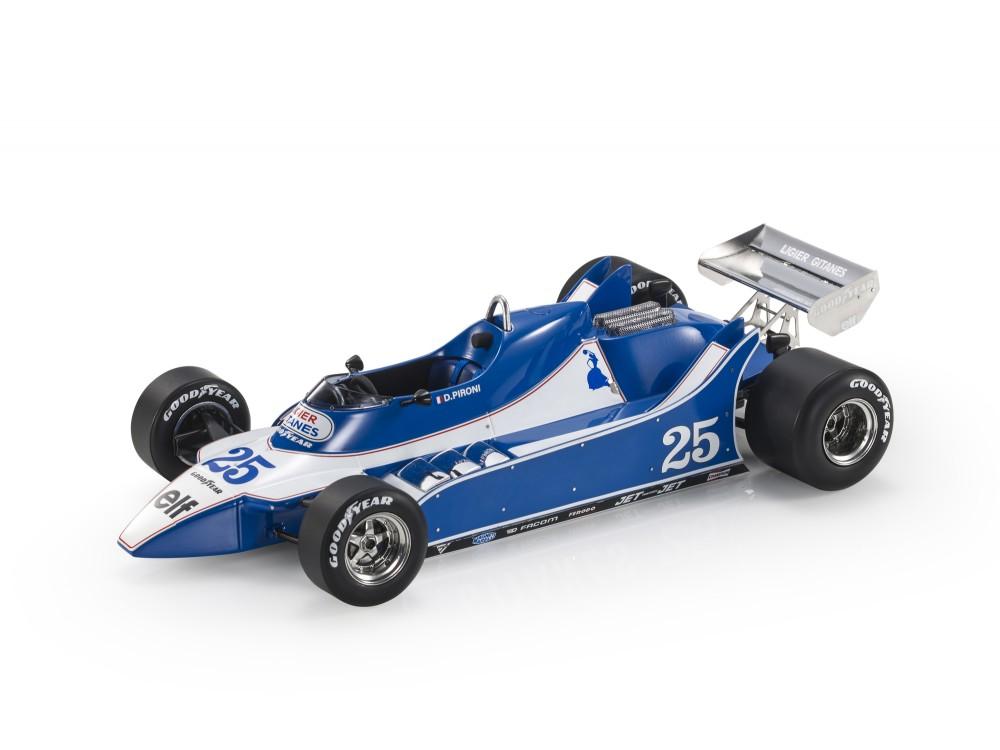 Ligier JS11 Pironi (Pre-order)