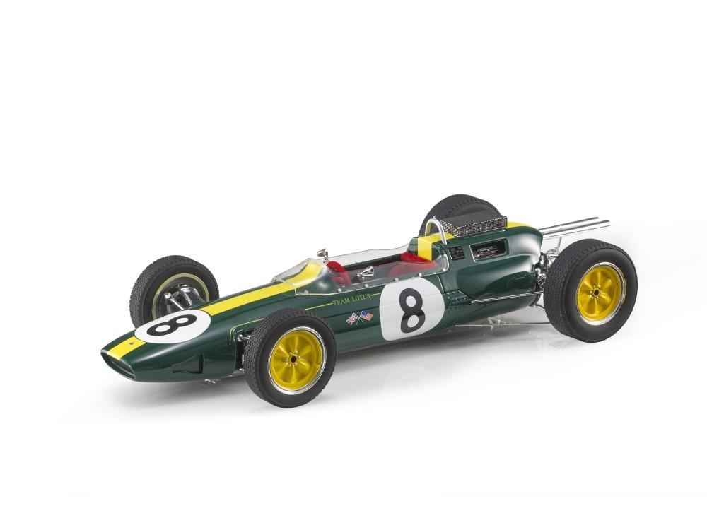 Lotus 25 Pilot B