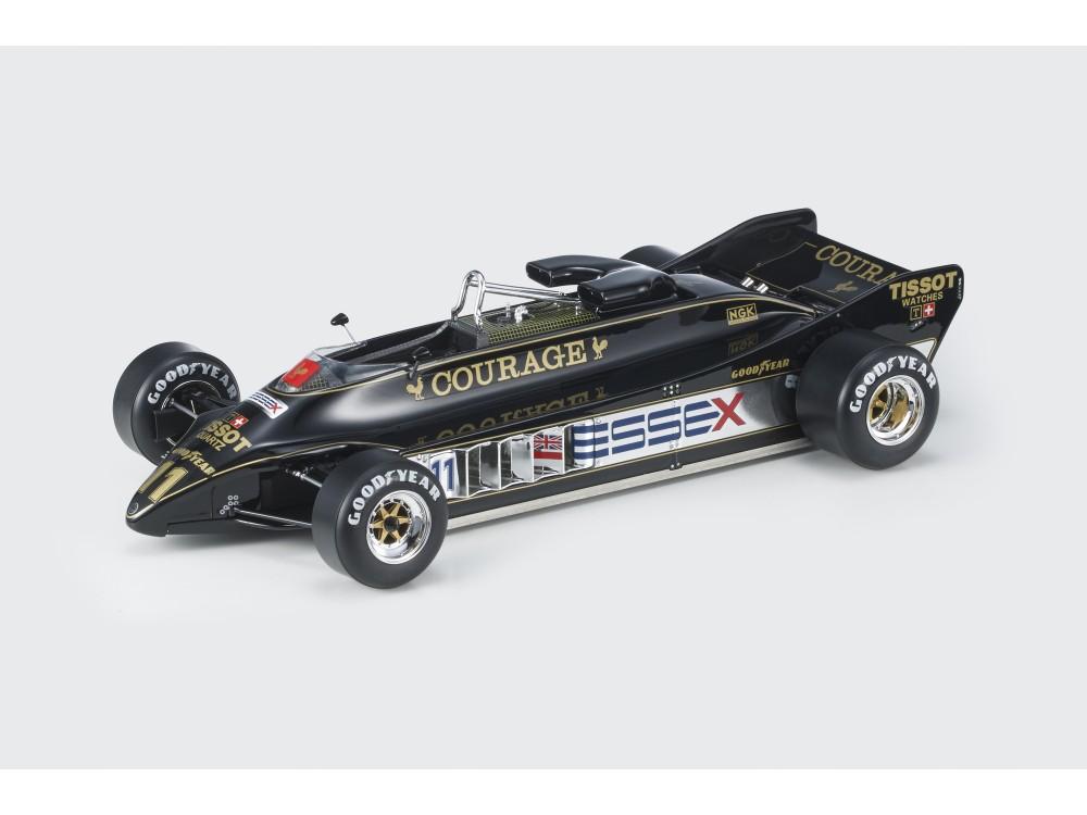 Lotus 88B Elio de Angelis