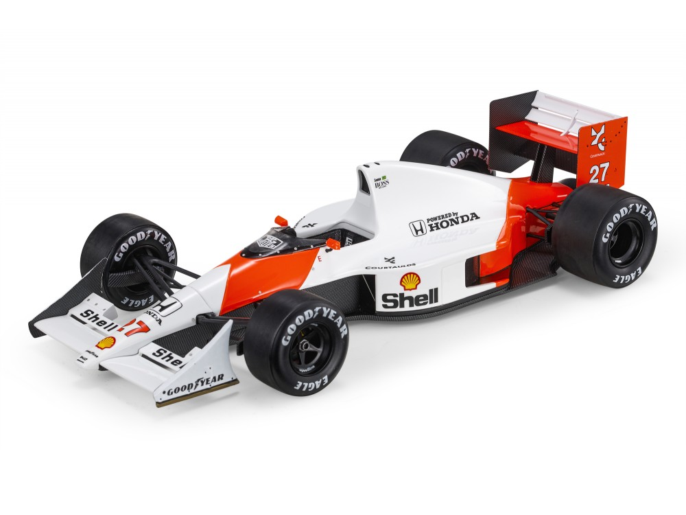 McLaren MP4/5B 1990 Senna (Pre-order)