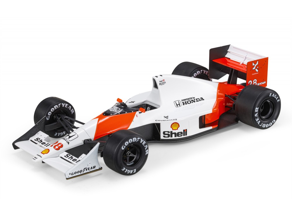 McLaren MP4/5B 1990 Berger