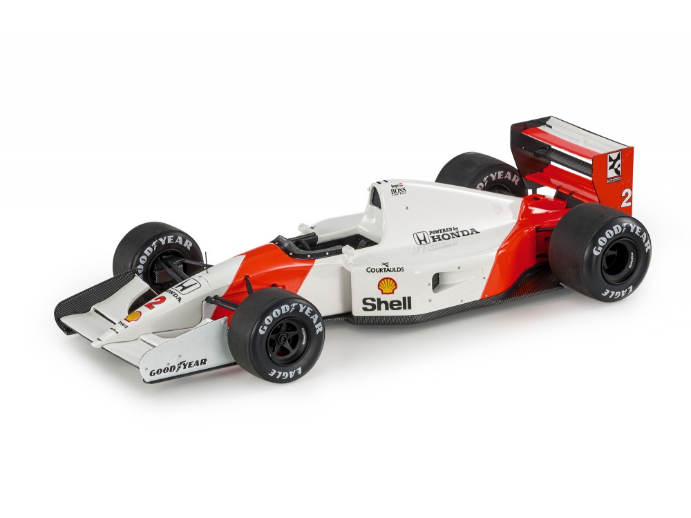 McLaren MP4/7 Berger (Pre-order)