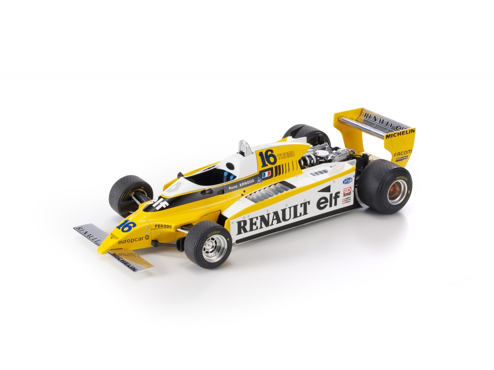 Renault RE20 Turbo Arnoux (Pre-order)