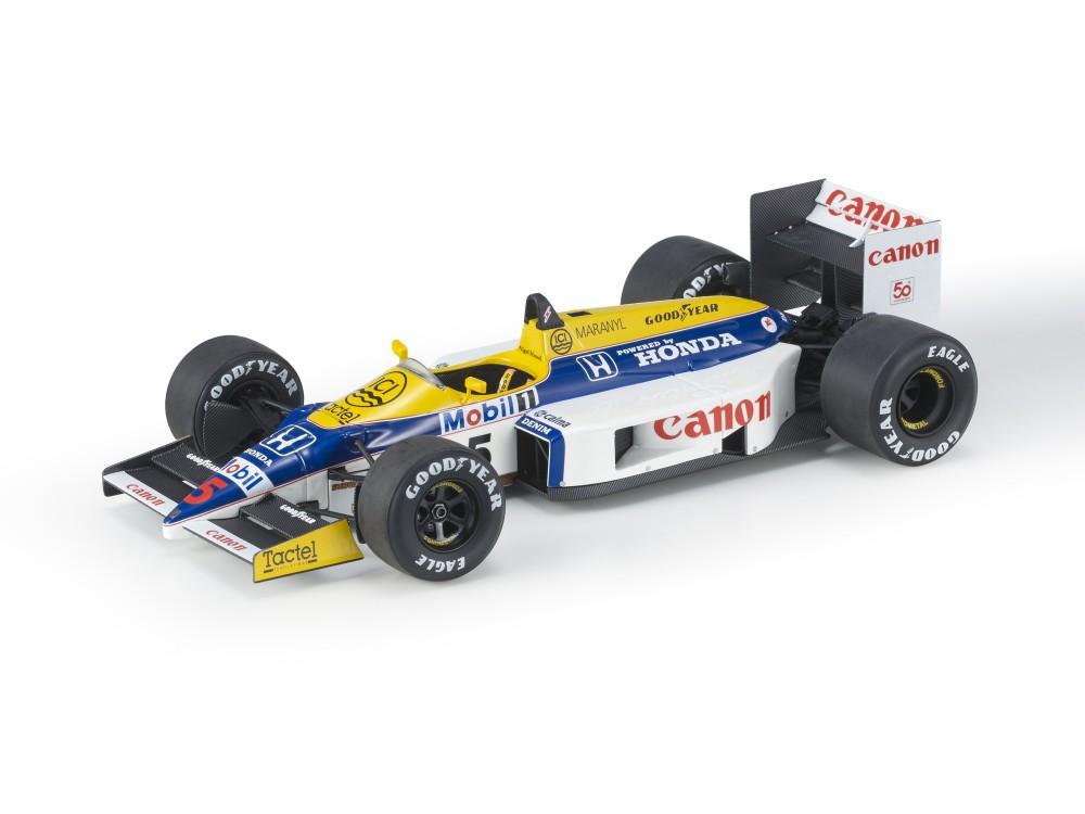 Williams Honda FW11 Mansell