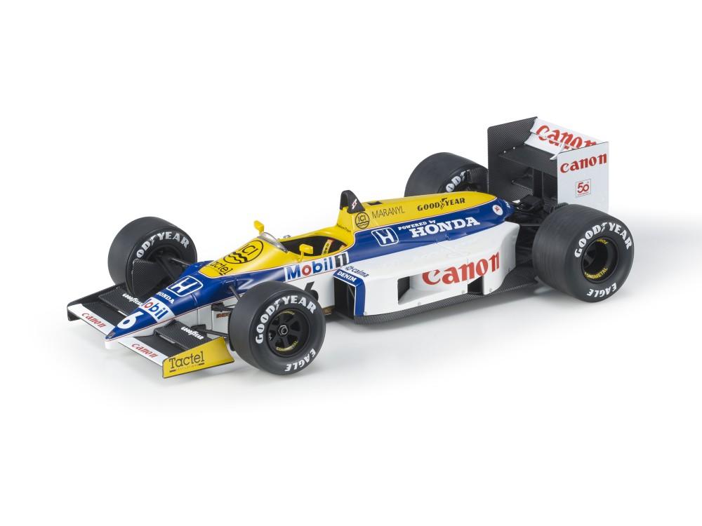 Williams Honda FW11 Piquet
