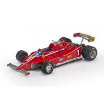 Ferrari 126C Scheckter