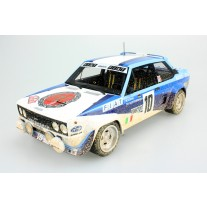 Fiat 131 Abarth 1980 Rally Montecarlo Winner Dirty
