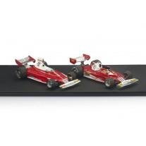 Niki Lauda World Champion Set