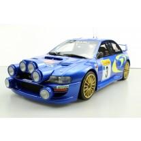 Subaru S4 WRC MC Rally 1998