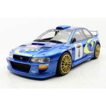 Subaru Impreza S4 WRC 2nd Place San Remo 1998