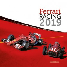"""Calendar """"Ferrari Racing 2019"""""""