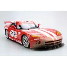 Dodge/Chrysler Viper GTS-R Oreca Daytona Winner 2000 dirty