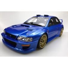 "Subaru S4 WRC 1998 Tour De Corse ""Ready to Race"""