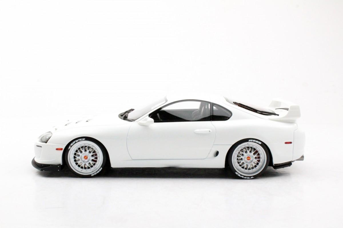 Toyota supra enrique muñoz Twin Turbo ERM rojo top marques 1:18 top86a