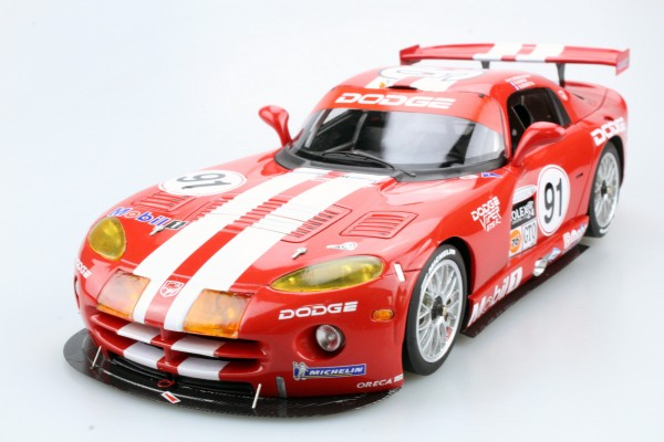 Dodge/Chrysler Viper GTS-R Oreca Daytona Winner 2000