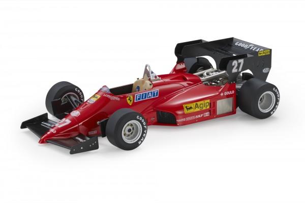 Ferrari 126 C4 Alboreto (Pre-order)
