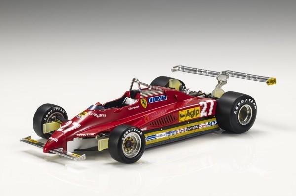 Ferrari 126 C2 Long Beach Villeneuve