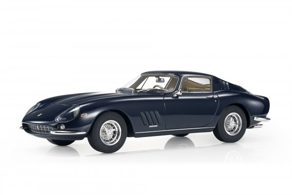 Ferrari 275 GTB/4 with wire wheels