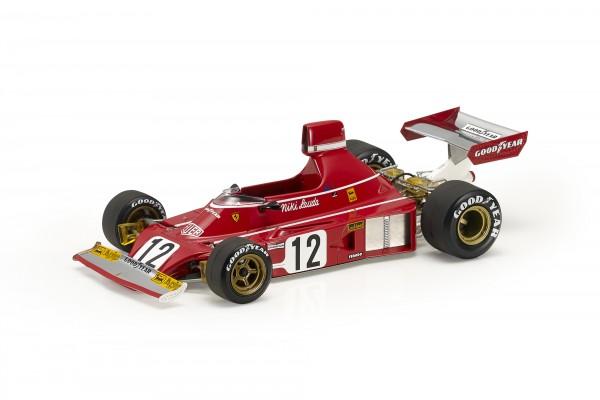 Ferrari 312 B3 1974 Lauda Spain GP winner (Pre-order)