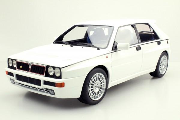 Lancia Delta Integrale Evolution II Bianca Perlata