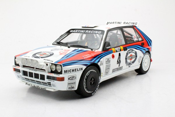 Lancia Delta MC Winner 1992 Night version (Pre-order)