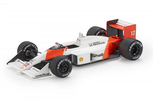 Model MP4/4 Ayrton Senna (Pre-order)