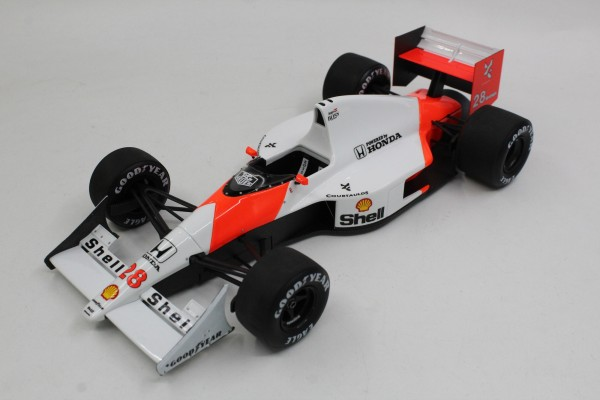 McLaren MP4/5B 1990 Berger (Pre-order)