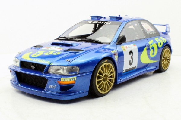 Subaru Impreza S4 WRC Portugal Winner 1998 (Pre-order)