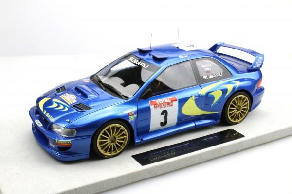 Subaru Impreza S4 WRC Tour de Corse 1998