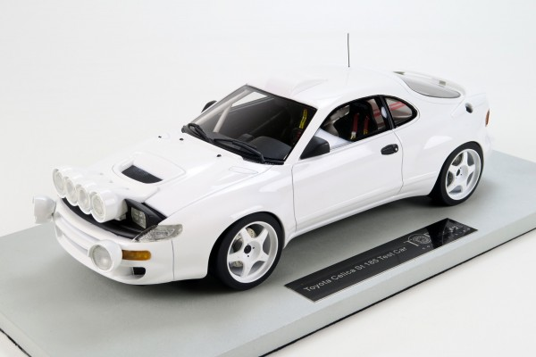 Toyota Celica St 185 Test Car
