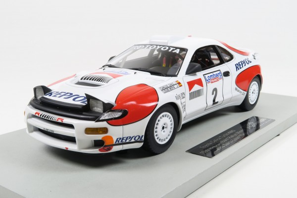 Toyota Celica Winner RAC Rally 1992