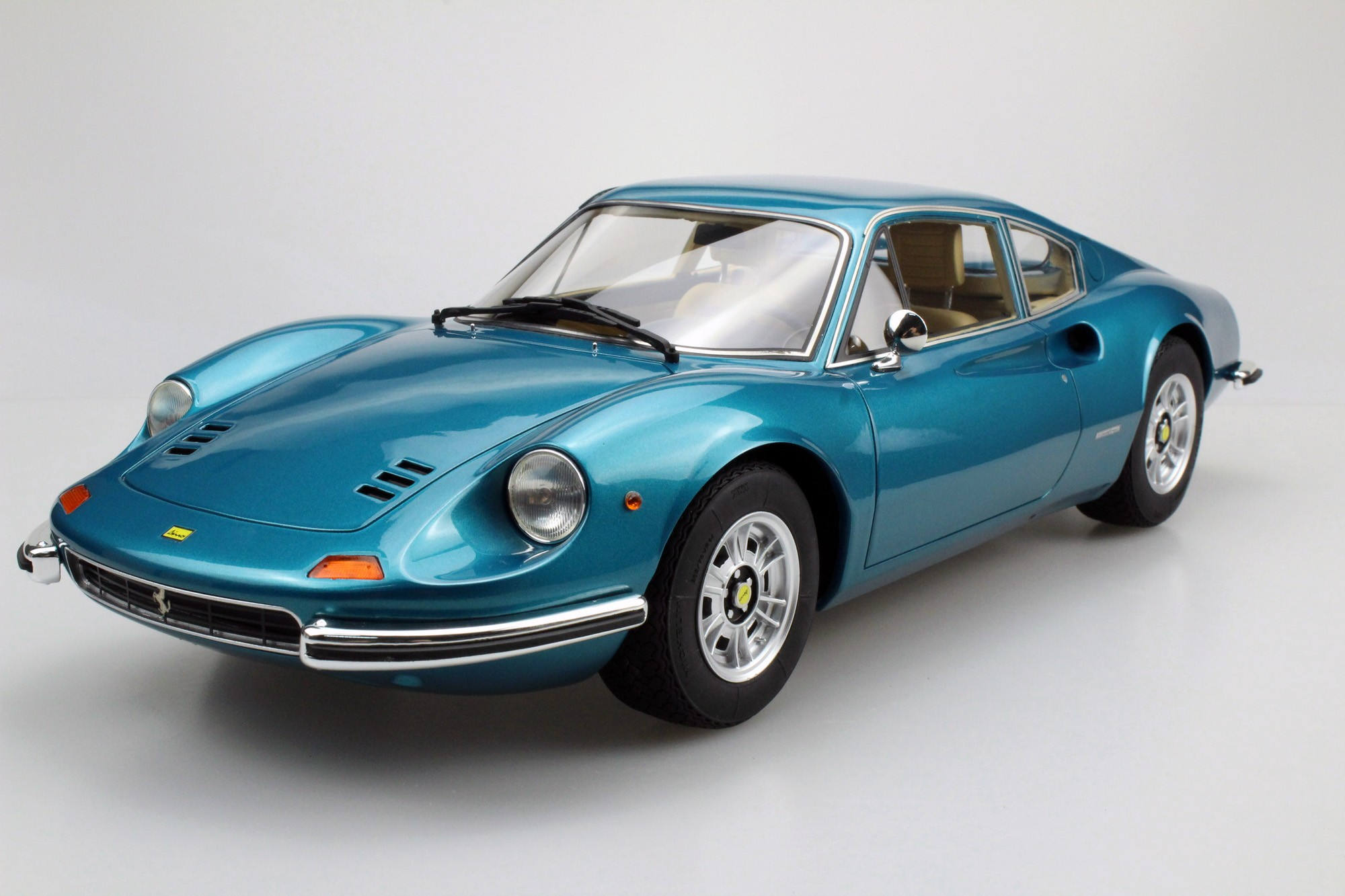 Top Marques Collectibles Dino 246 Gt 1 12 Green Tm12 02h