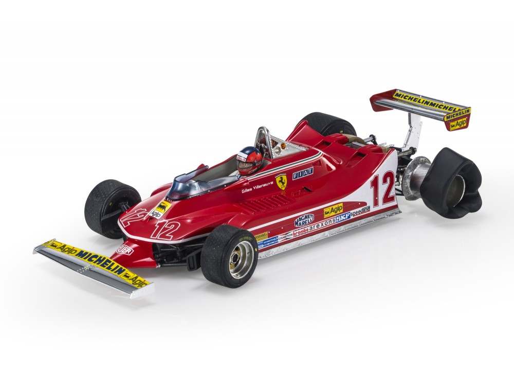 312 T4 Zandwoort Villeneuve (Pre-order)