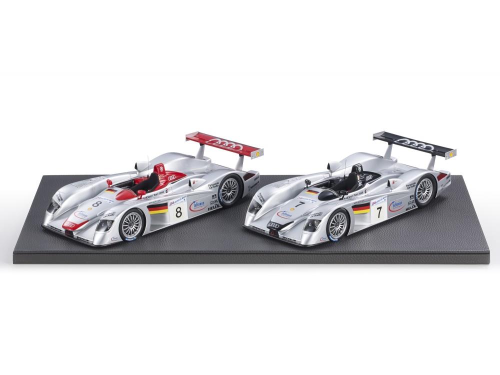 Audi Le Mans Winner Set