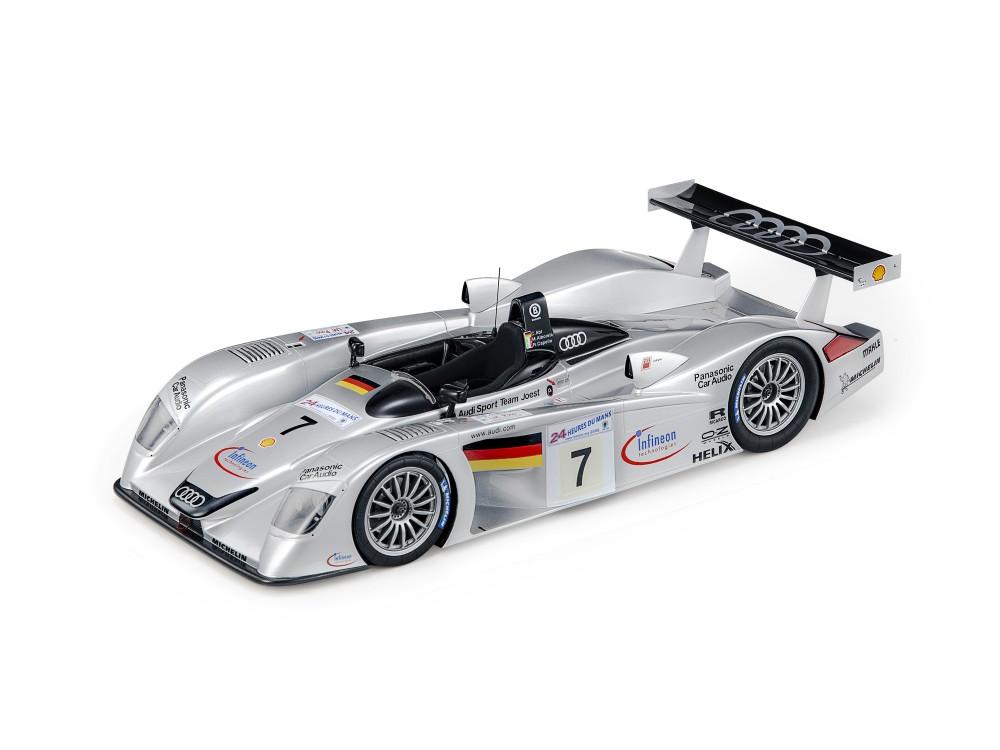 Audi R8 Le Mans 2000