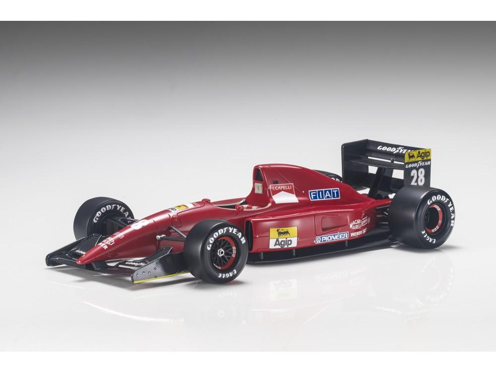 Ferrari F92A 1992 Ivan Capelli