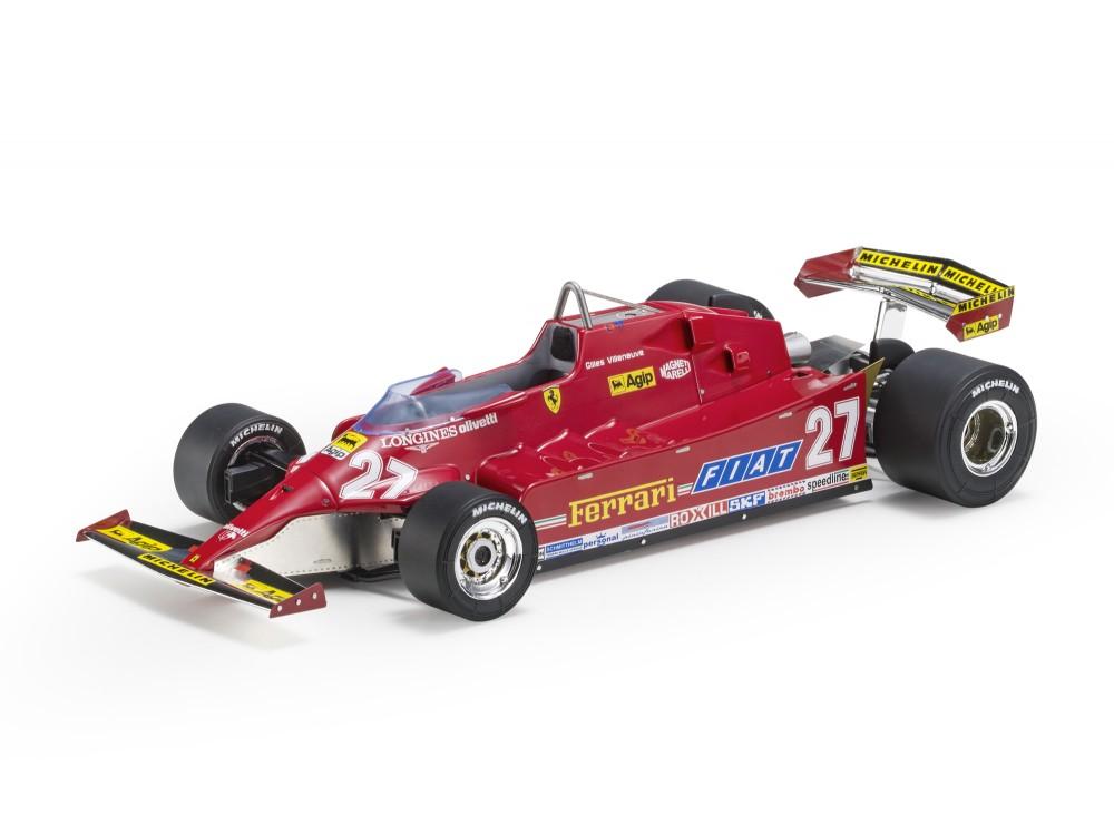 Ferrari 126 CX Villeneuve