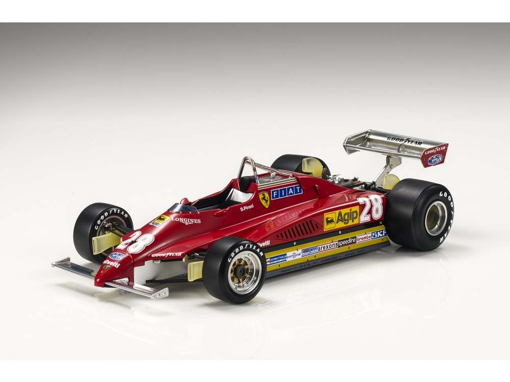 Ferrari 126 C2 1982 Pironi (Pre-order)
