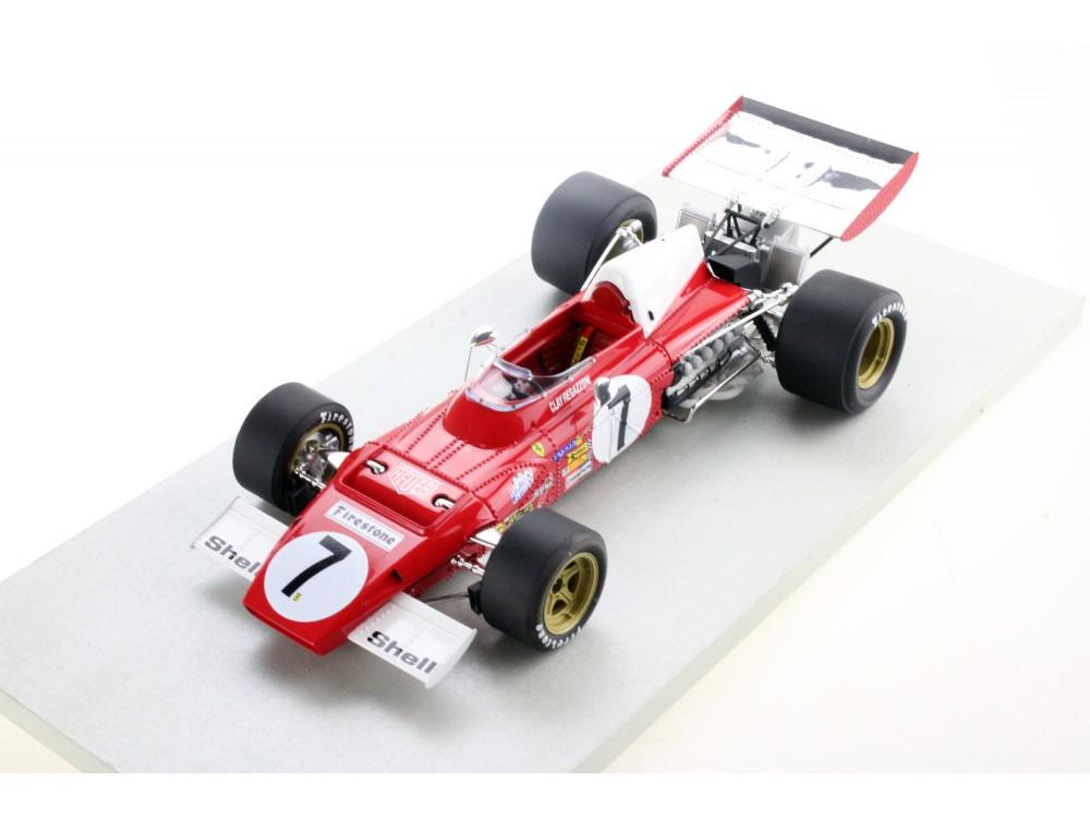 Ferrari 312 B2 Clay Regazzoni (Pre-order)