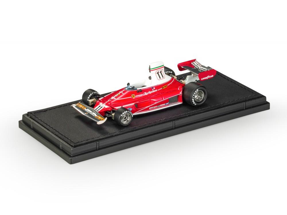 Ferrari 312T Clay Regazzoni