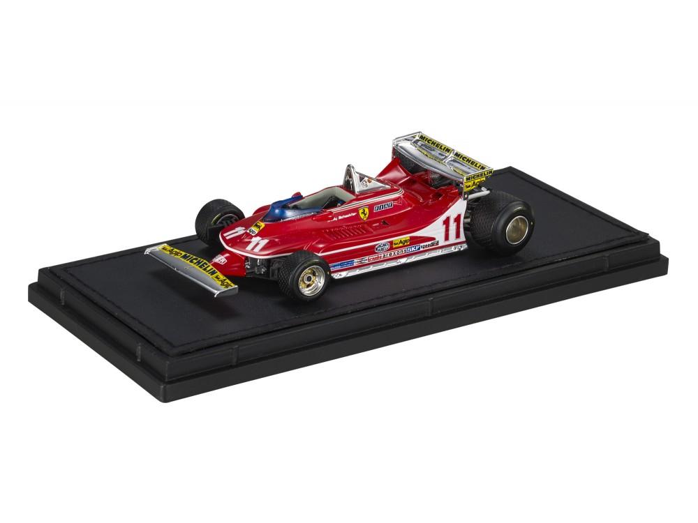 Ferrari 312 T4 Jody Scheckter