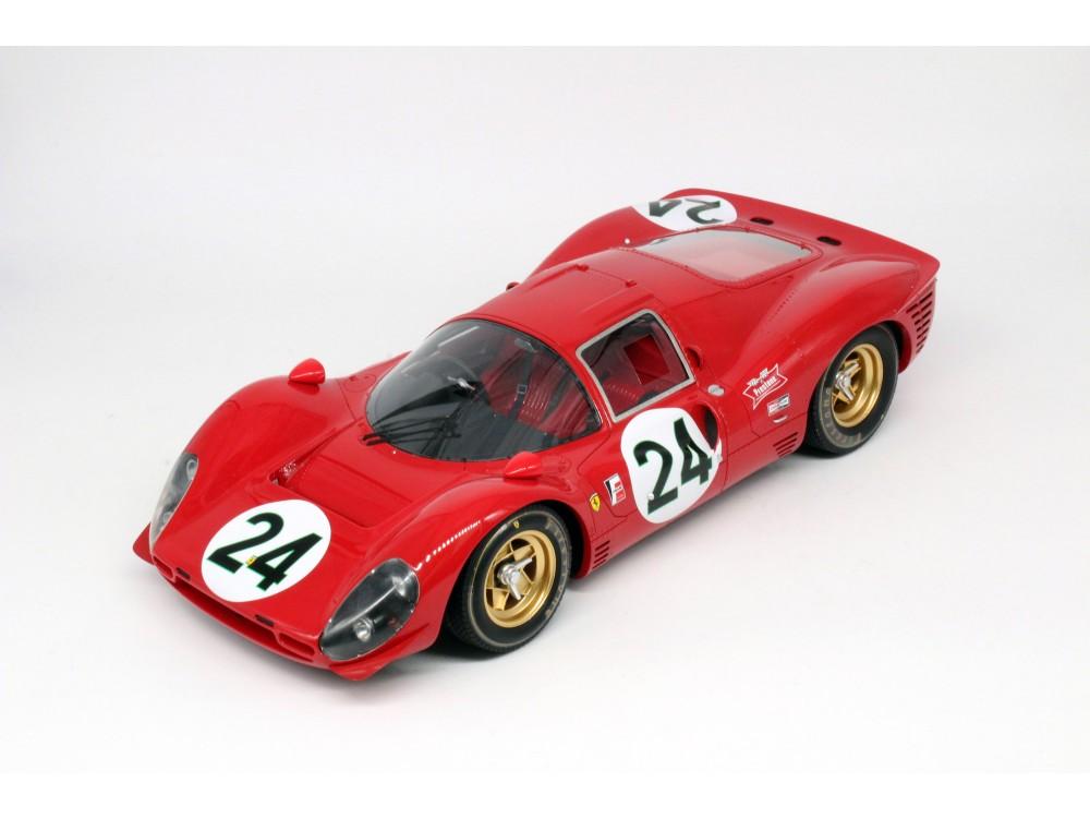 330 P4 2nd Place Daytona 1967
