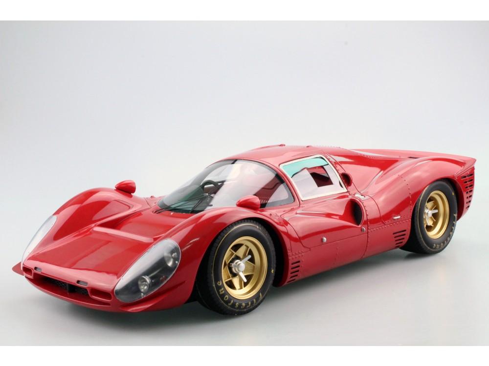 Ferrari 330 P4 plain red