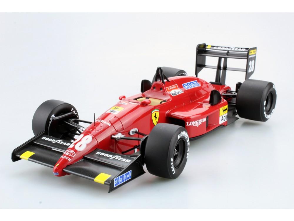 F1 87/88C Gerhard Berger
