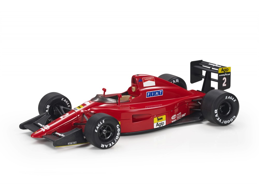 Ferrari 641/2 1990 Nigel Mansell