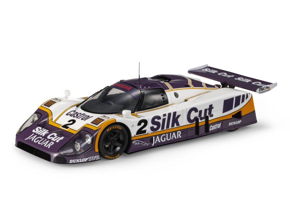 Jaguar XJR9 Le Mans Winner 1988